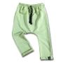 Calça Infantil Verde Claro