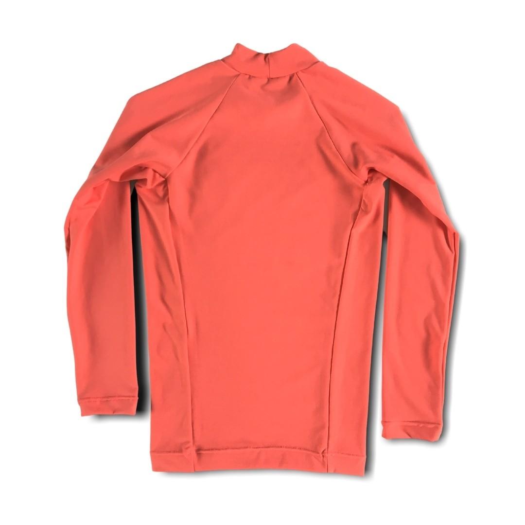 Camiseta com Proteção Solar UV 50+ Mamão Papaya