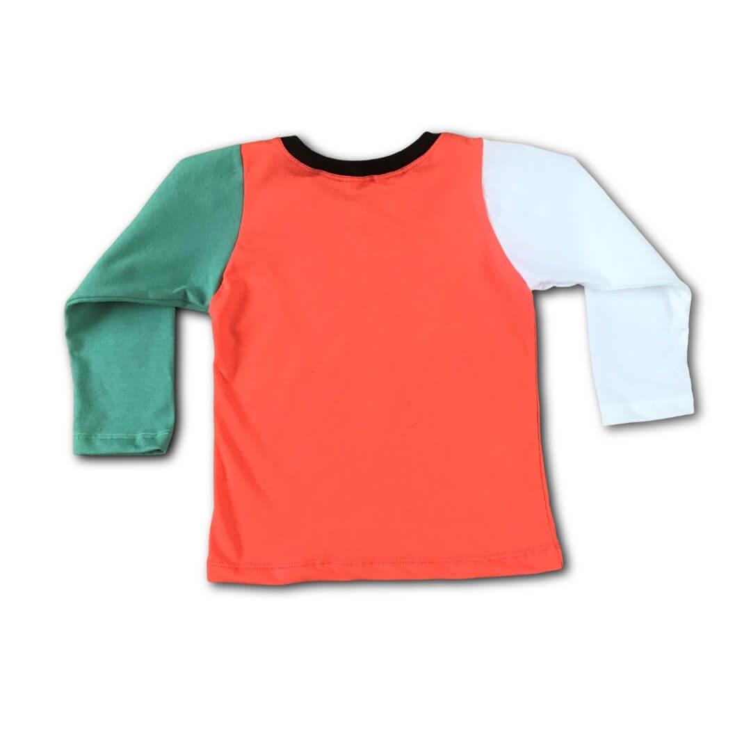 Camiseta Infantil Manga Longa Tô de Olho