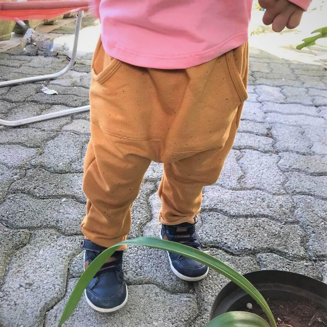 Kit 3 Calças Infantil Saruel Colors