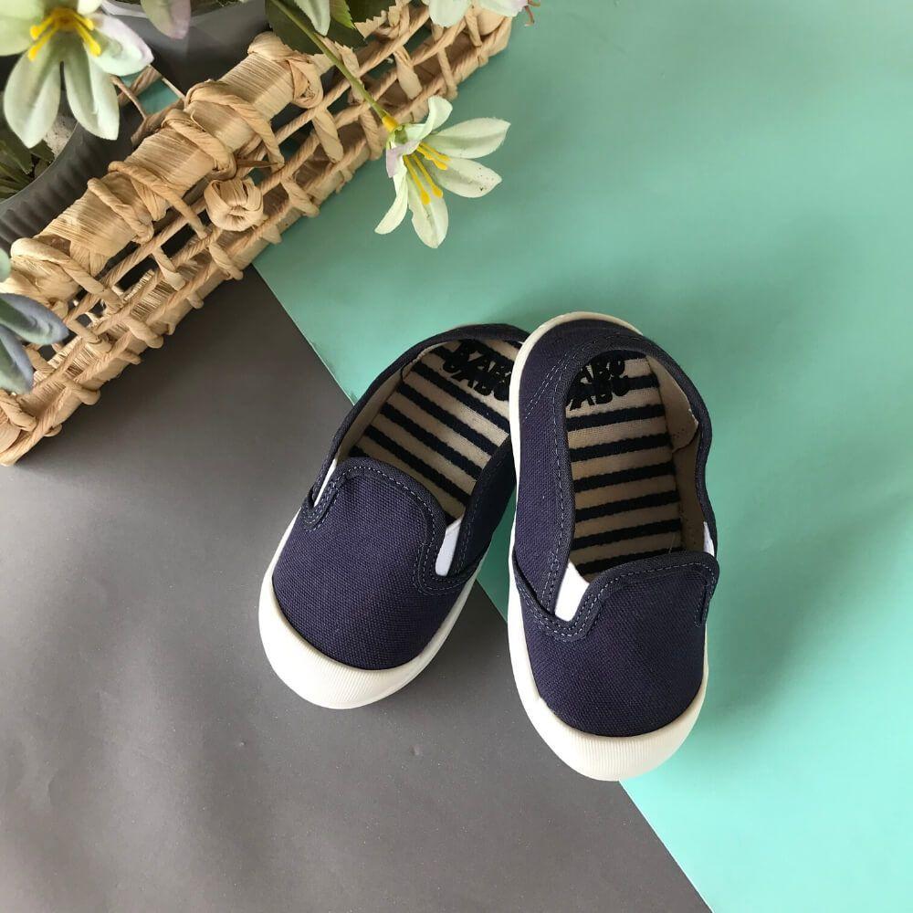 Tênis Infantil Babo Uabu Iate Azul Marinho Unissex