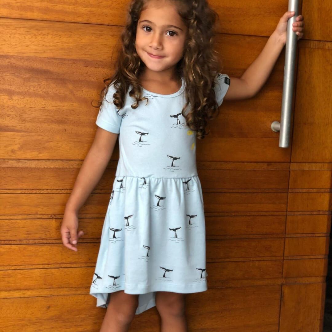 Vestido Infantil THE SUMMER