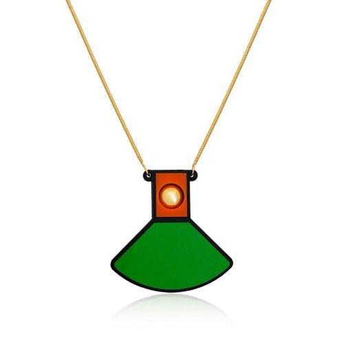 Colar Le Diamond Avelina Verde