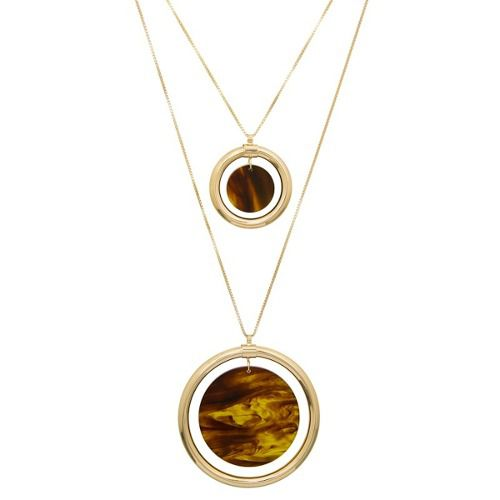 Colar Le Diamond Esferas Dourado