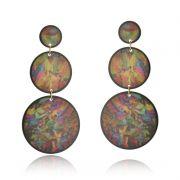 Brinco Le Diamond Letícia Multicolorido