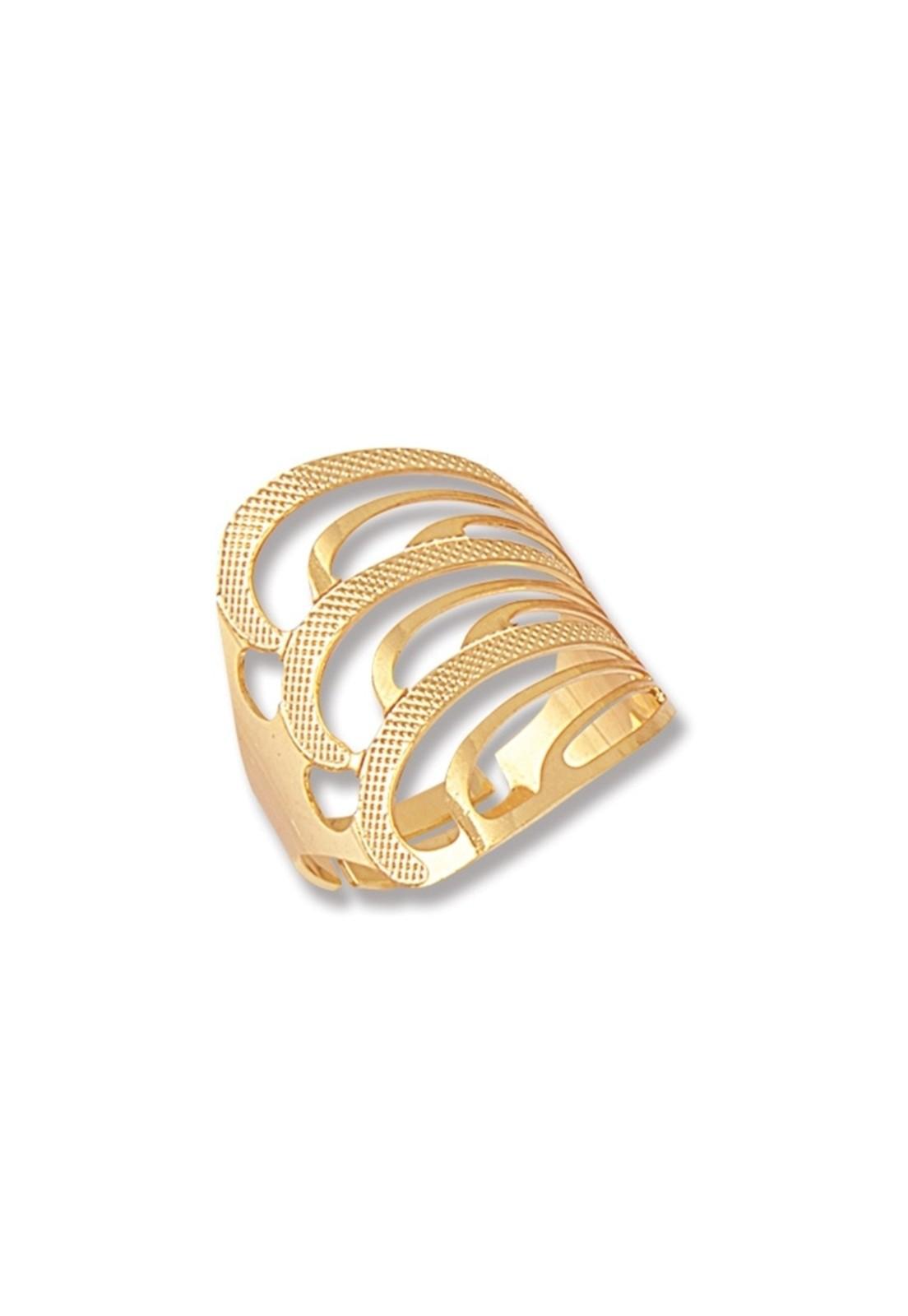 Anel Le Diamond Ana Dourado