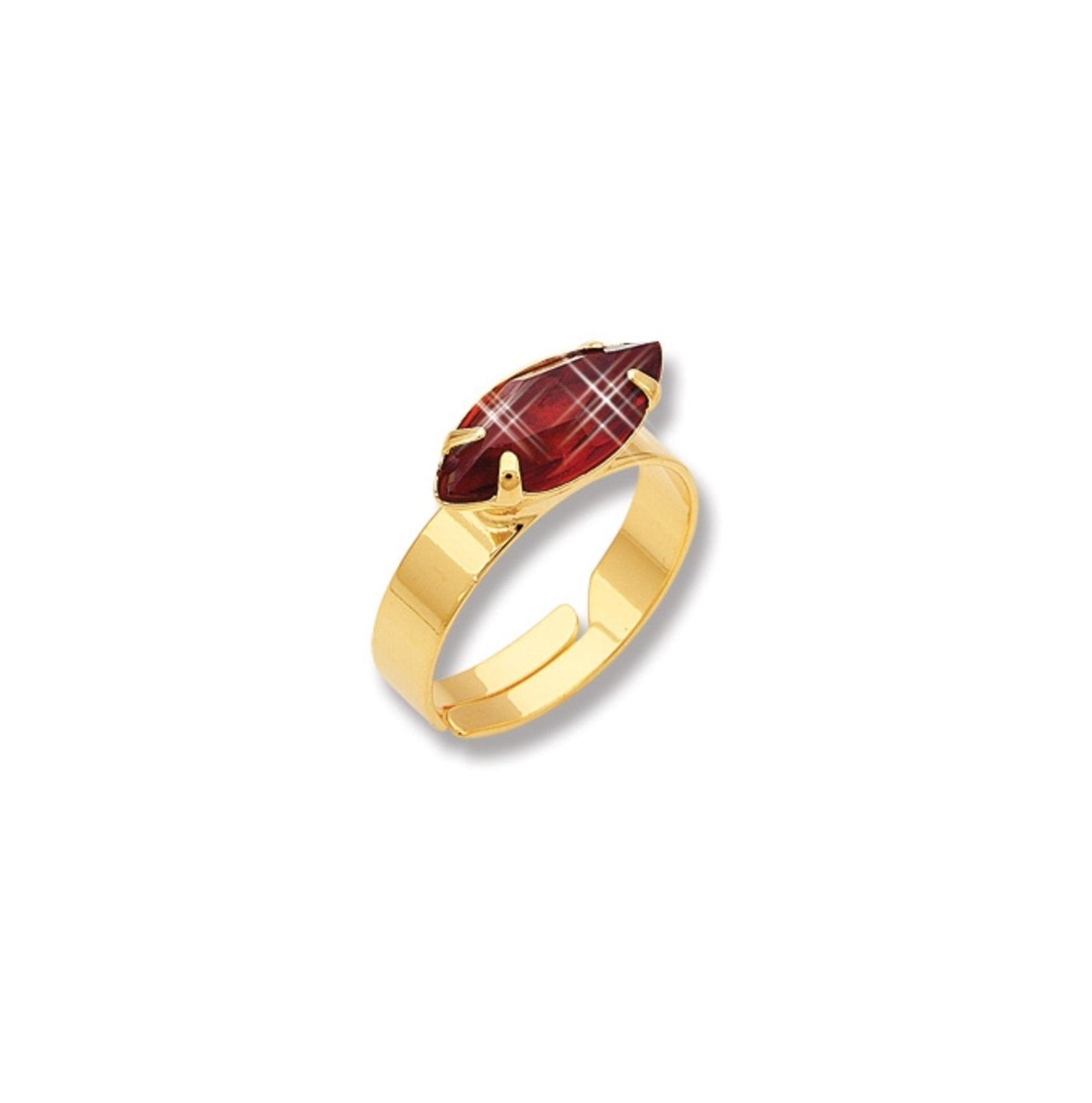 Anel Le Diamond Bruna Pérola e Coração Dourado