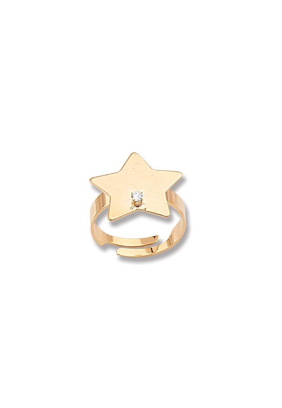 Anel Le Diamond Fabi Dourado