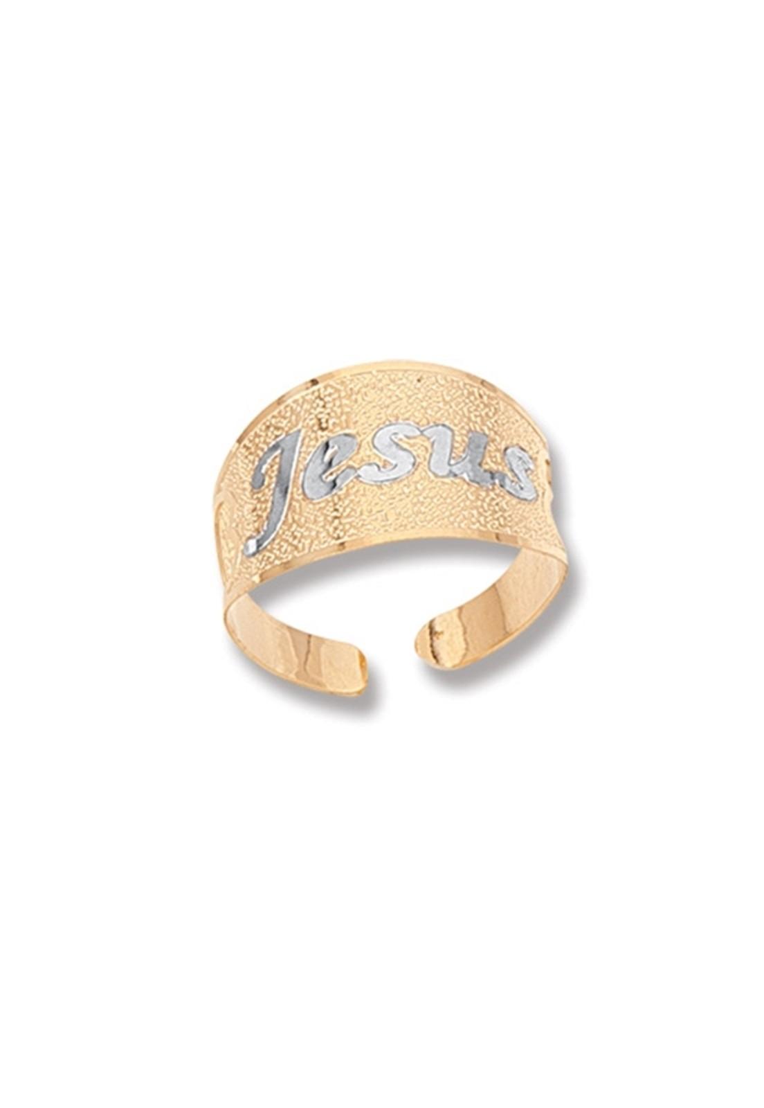 Anel Le Diamond Jesus Dourado