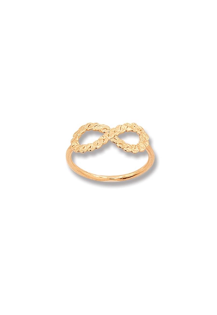 Anel Le Diamond Lia dourado