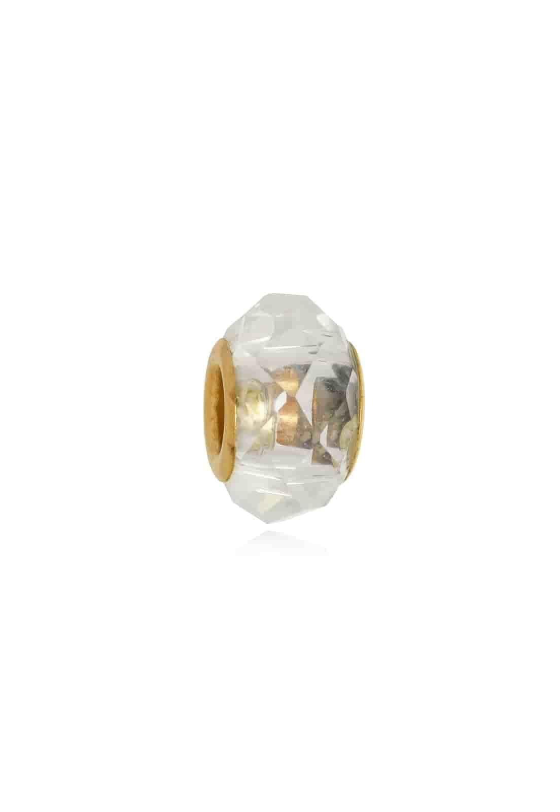 Berloque Le Diamond Charm Cristal Lapidado Translucido