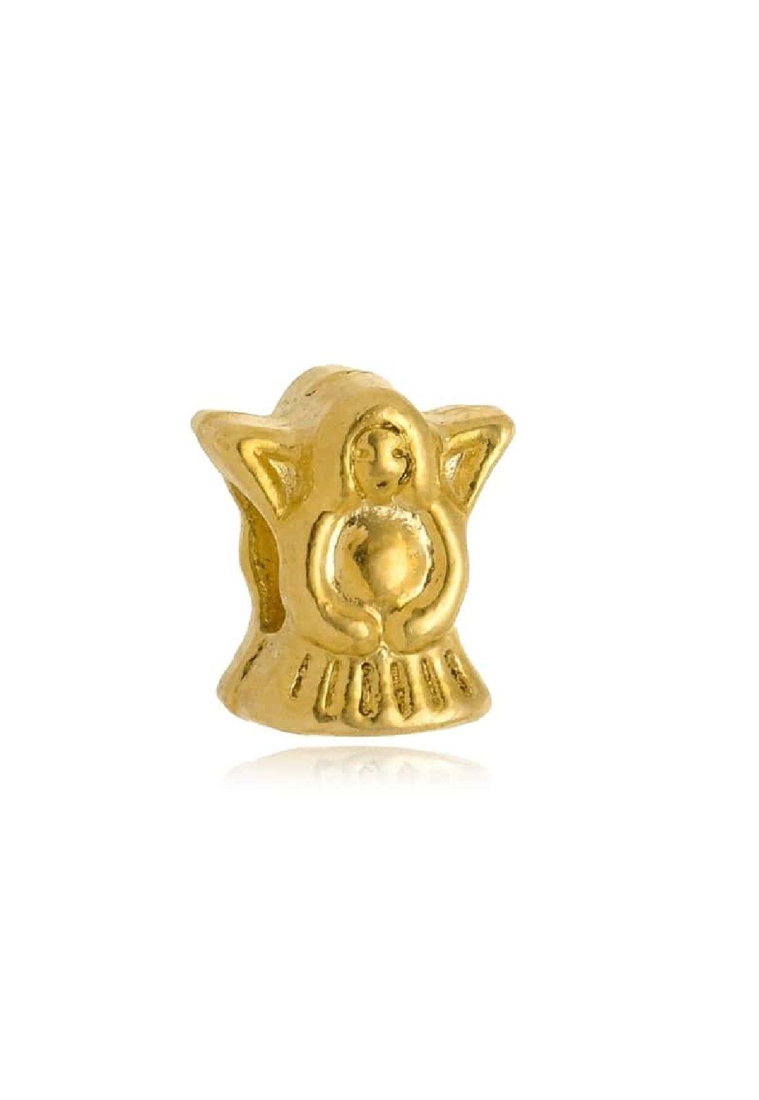 Berloque Le Diamond Charm Espirito Santo Dourado
