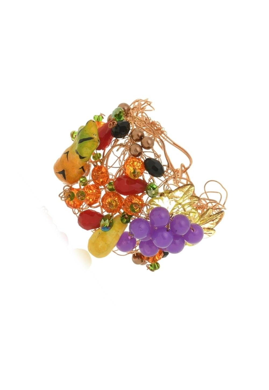 Bracelete Le Diamond Arramado com Frutas
