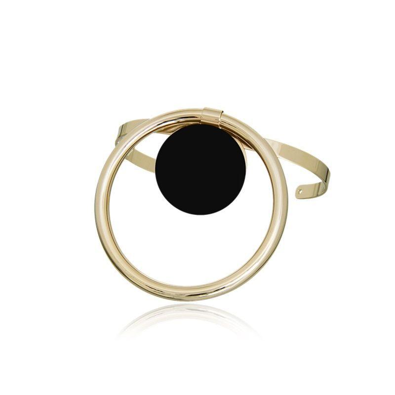 Bracelete Le Diamond Esfera Dourado