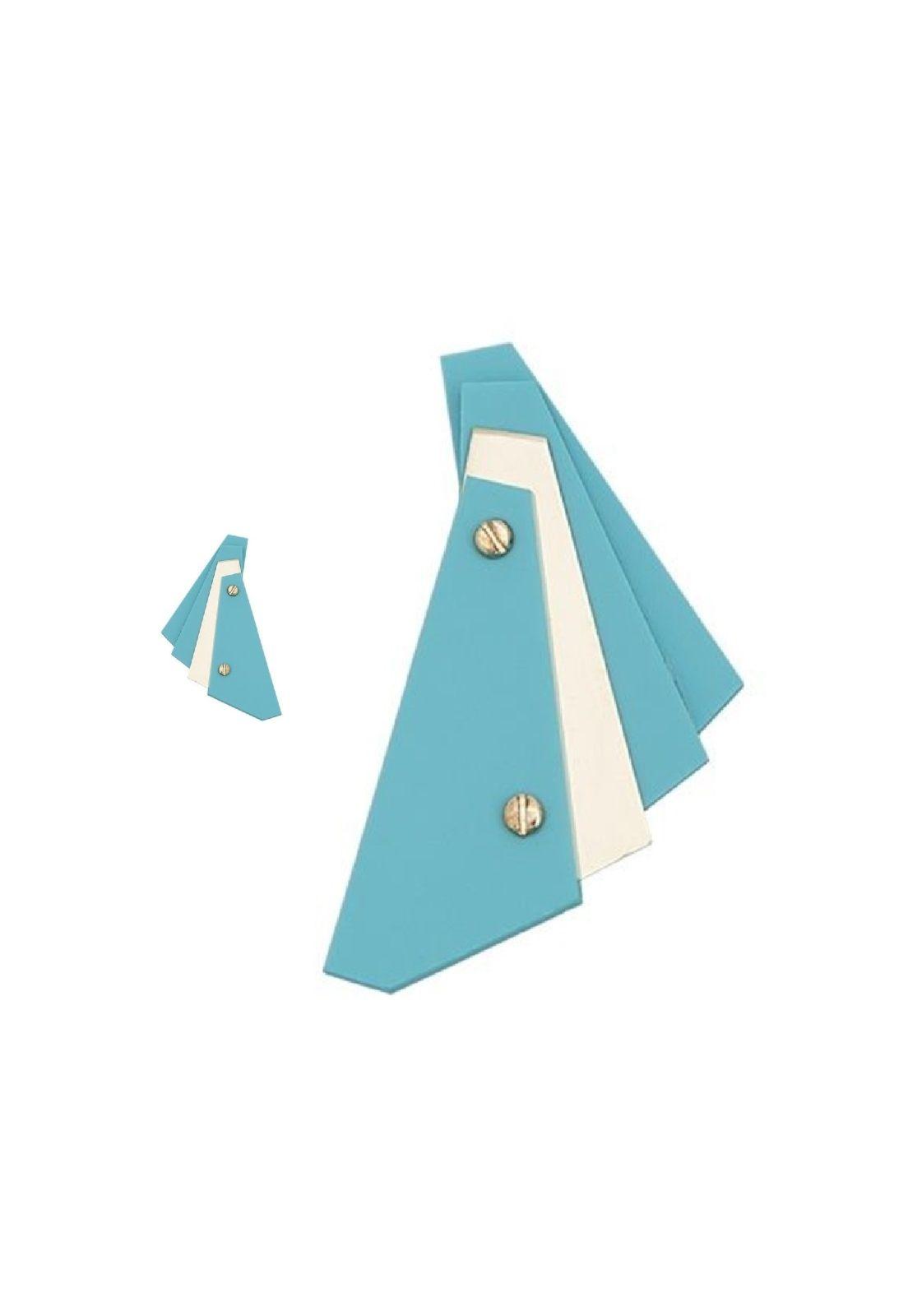 Brinco Le Diamond Ahilla Azul