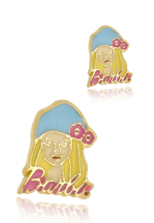 Brinco Le Diamond Barbie