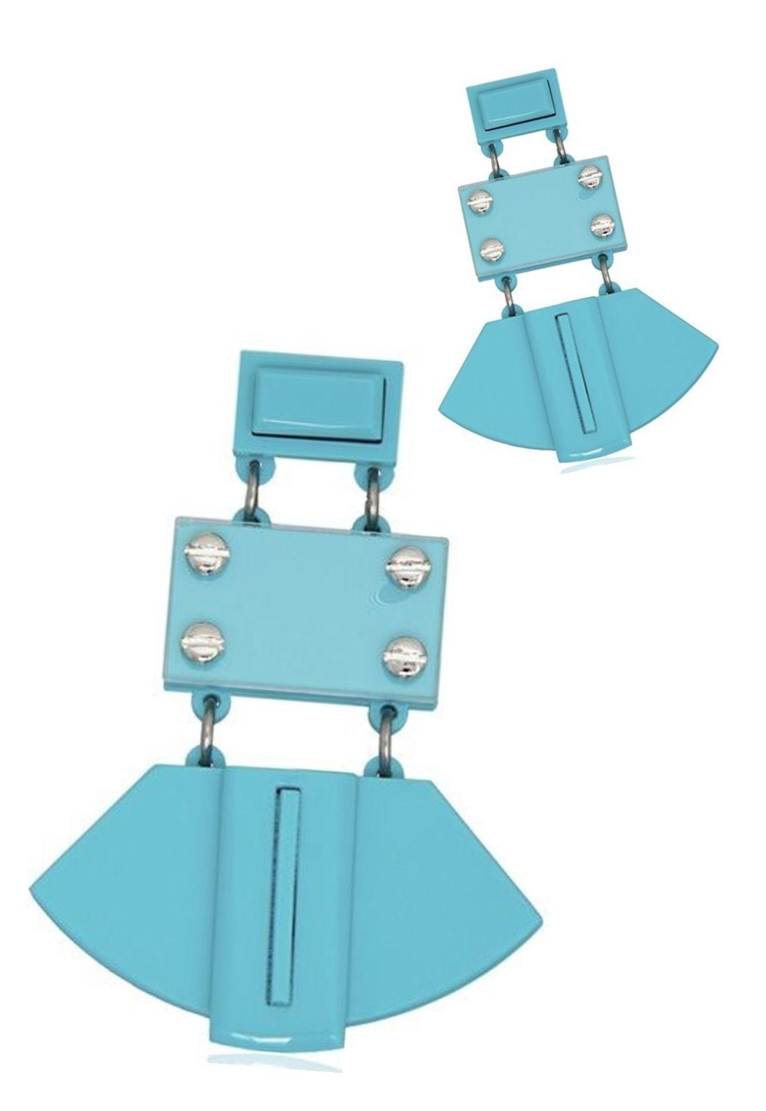 Brinco Le Diamond Judith Azul