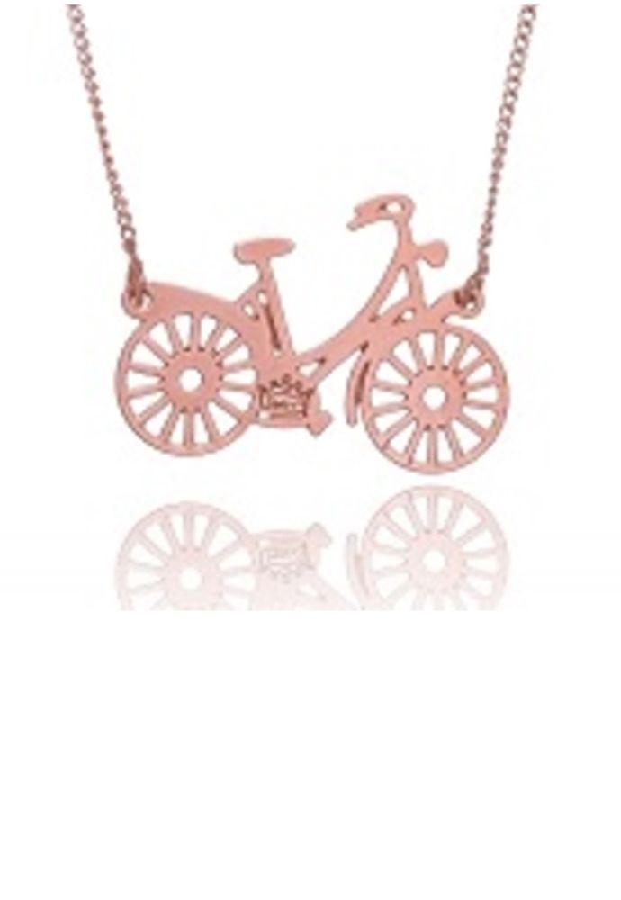 Colar Le Diamond Bicicleta Grande