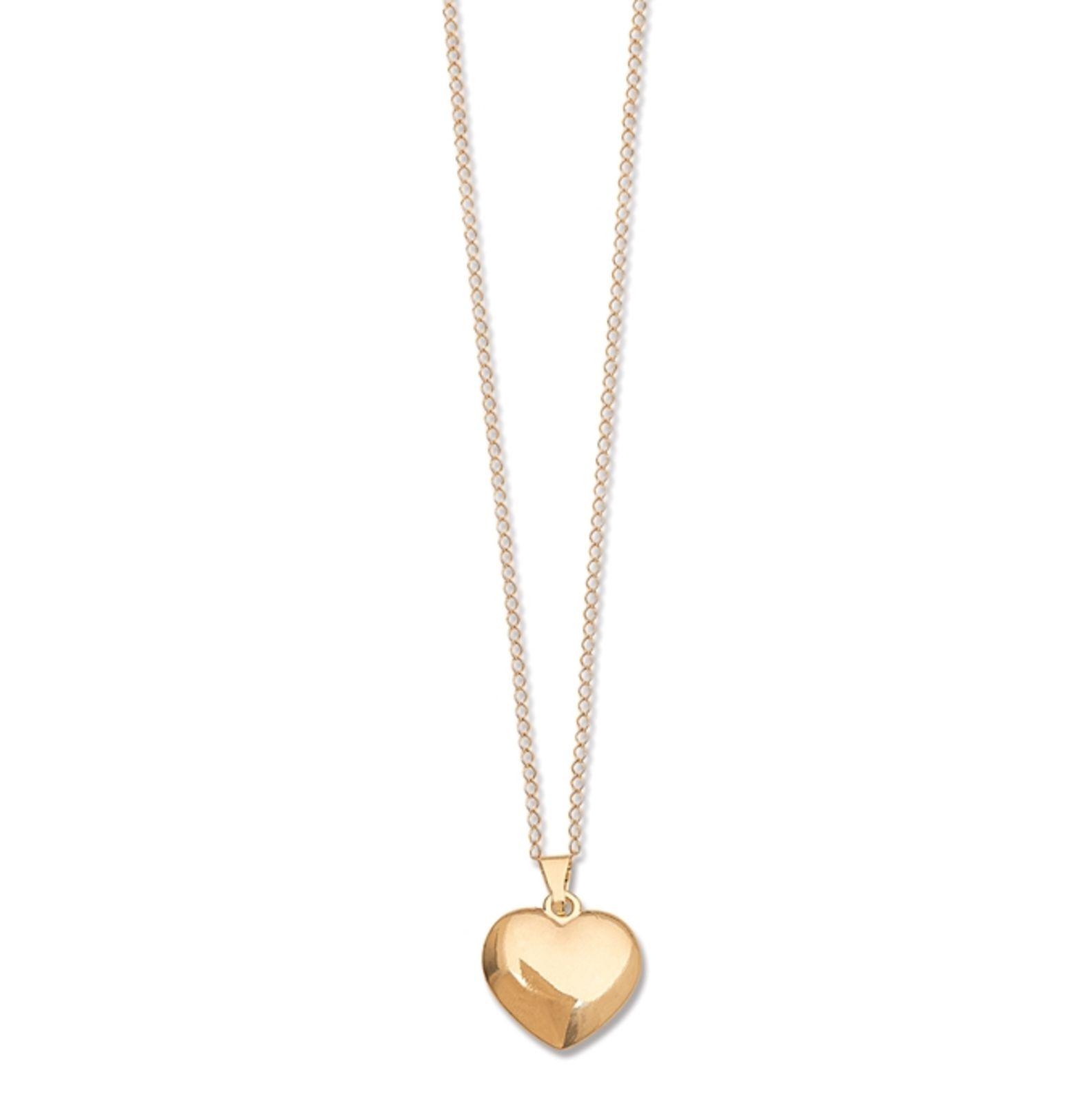 Colar Le Diamond Coração Dourado
