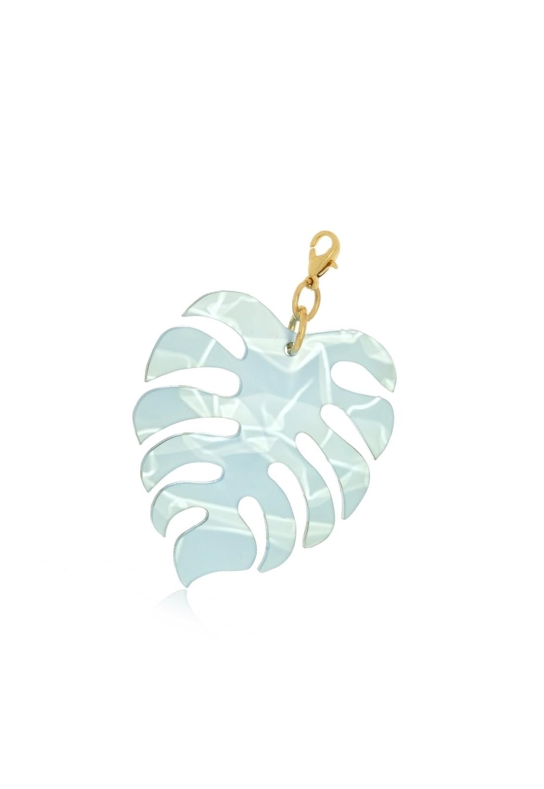 Pingente Le Diamond Costela de Adão Azul