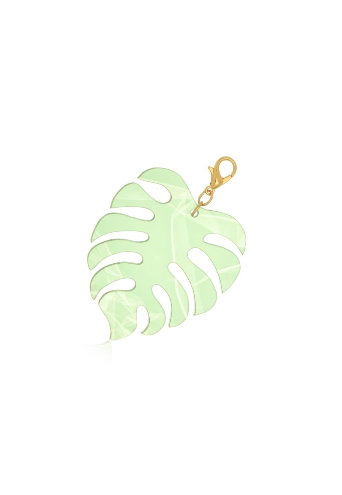 Pingente Le Diamond Costela de Adão Verde