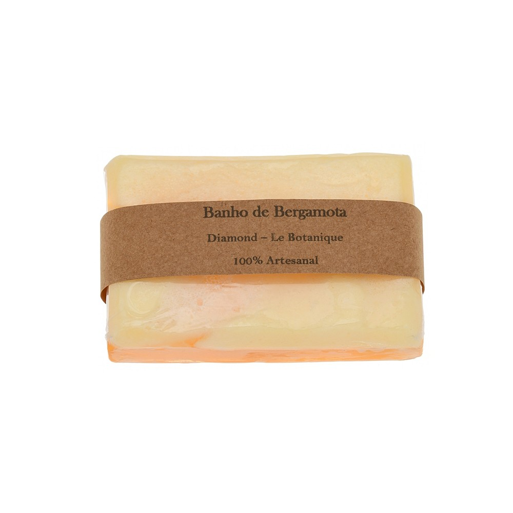 Sabonete Le Diamond Banho de Bergamota