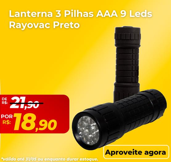 lanterna rayovac