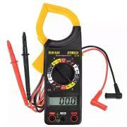 Alicate Amperímetro Multimetro Digital Hikari HA-266