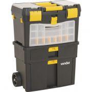 Caixa Plastica Para Ferramenta Multiuso 11kg Crv 0100 Vonder
