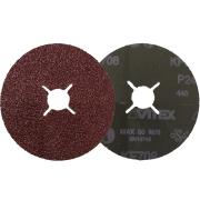 Disco de Lixa 115x22 4.1/2 pol G24 KF708 Pferd