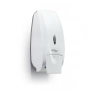 Dispenser Sabonete Liquido 800ml C/ Reservatório Branco Velox Premisse