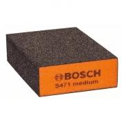 Esponja Abrasiva Média Tipo Taco 69x97x26 Bosch 2608608225