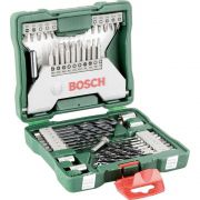 Kit Brocas e Pontas 1/4 Pol. X-Line 43 Peças 2607019613 Bosch