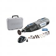 Micro Retifica Bateria 12v Dremel 8220 C/ 30 Aces F0138220AD