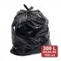 Saco de Lixo 300 Litros Preto M5 Reforçado 100un Plast Veneza