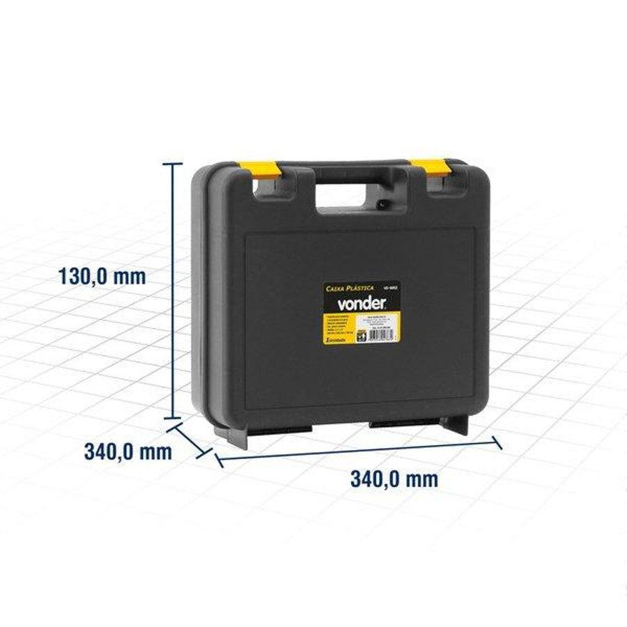 Caixa Plastica Vd 6002 Vonder 6107600200