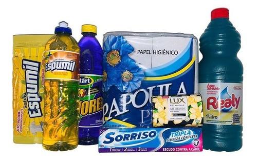 Cesta De Higiene E Limpeza