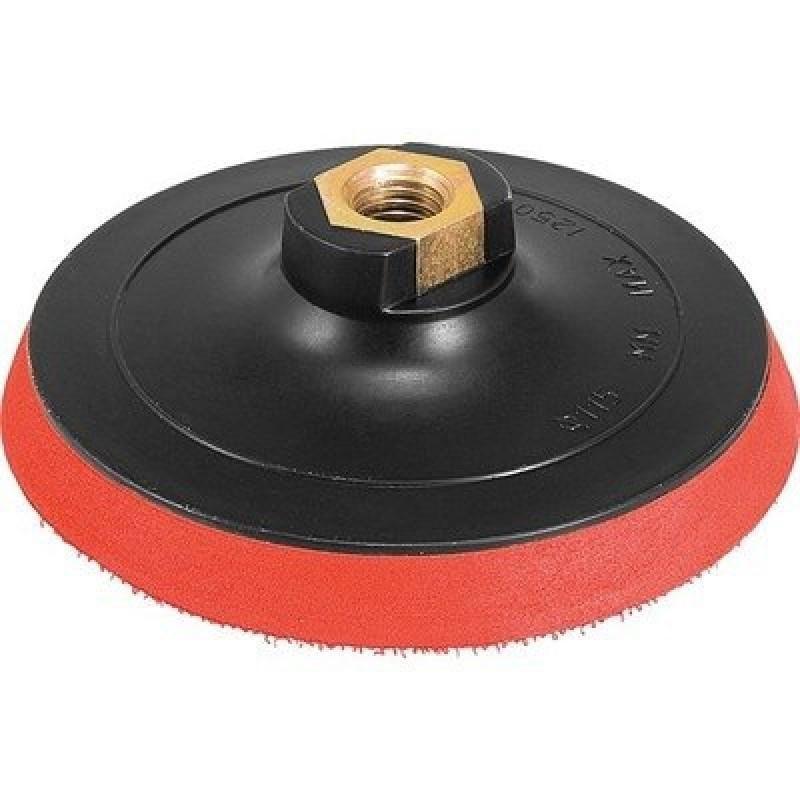 Disco De PVC Para Lixadeira 4.1/2'' (115mm) Fixa Vonder