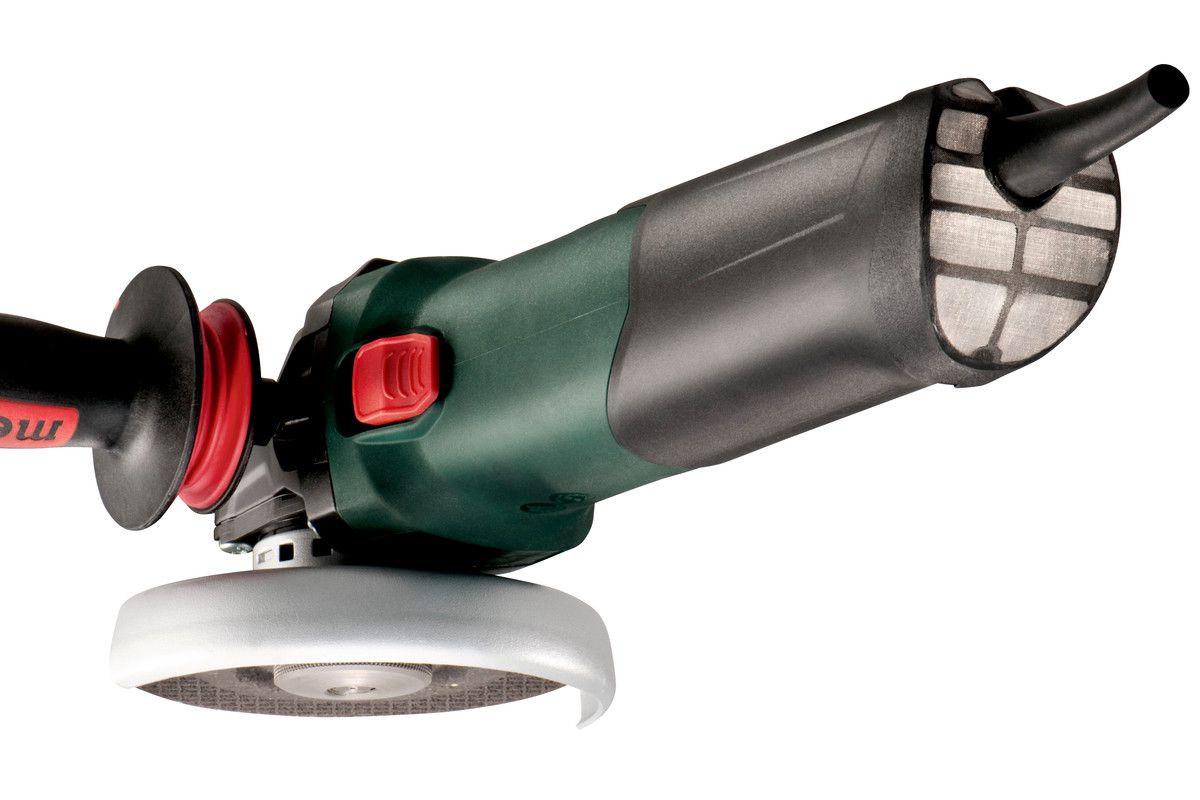 Esmerilhadeira Angular Wev 15-125 Quick Inox 220v Metabo 600572000