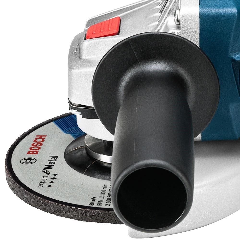 """Esmerilhadeira Bosch 4 1/2"""" GWS 850 220v M14 06013775E0"""