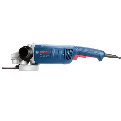 """Esmerilhadeira Bosch 7"""" GWS 2200-180 220V 06018F10E0000"""