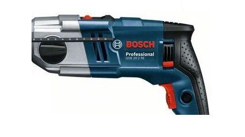 """Furadeira de Impacto Bosch 800w GSB 20-2RE 1/2"""" 220V"""