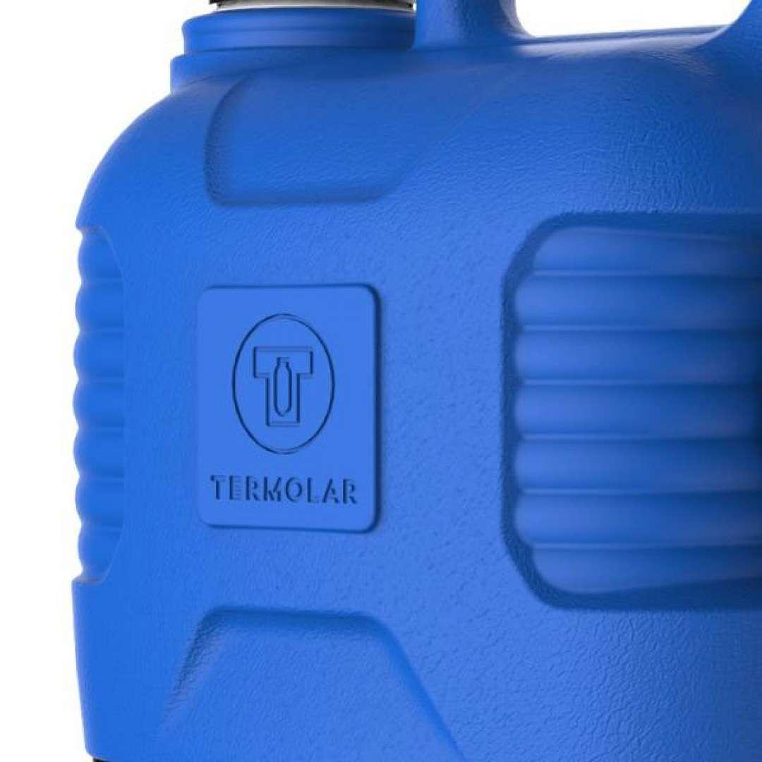 Garrafa Termica Azul 5 Litros Termolar