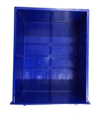 Gaveteiro Multiuso Azul C/ 3 Gavetas CG 3003 Magus
