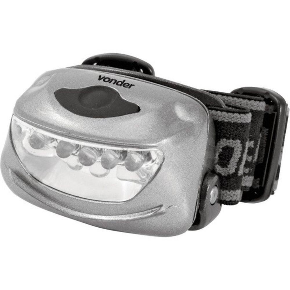 Lanterna para Cabeça 5 Leds LC-005 Vonder