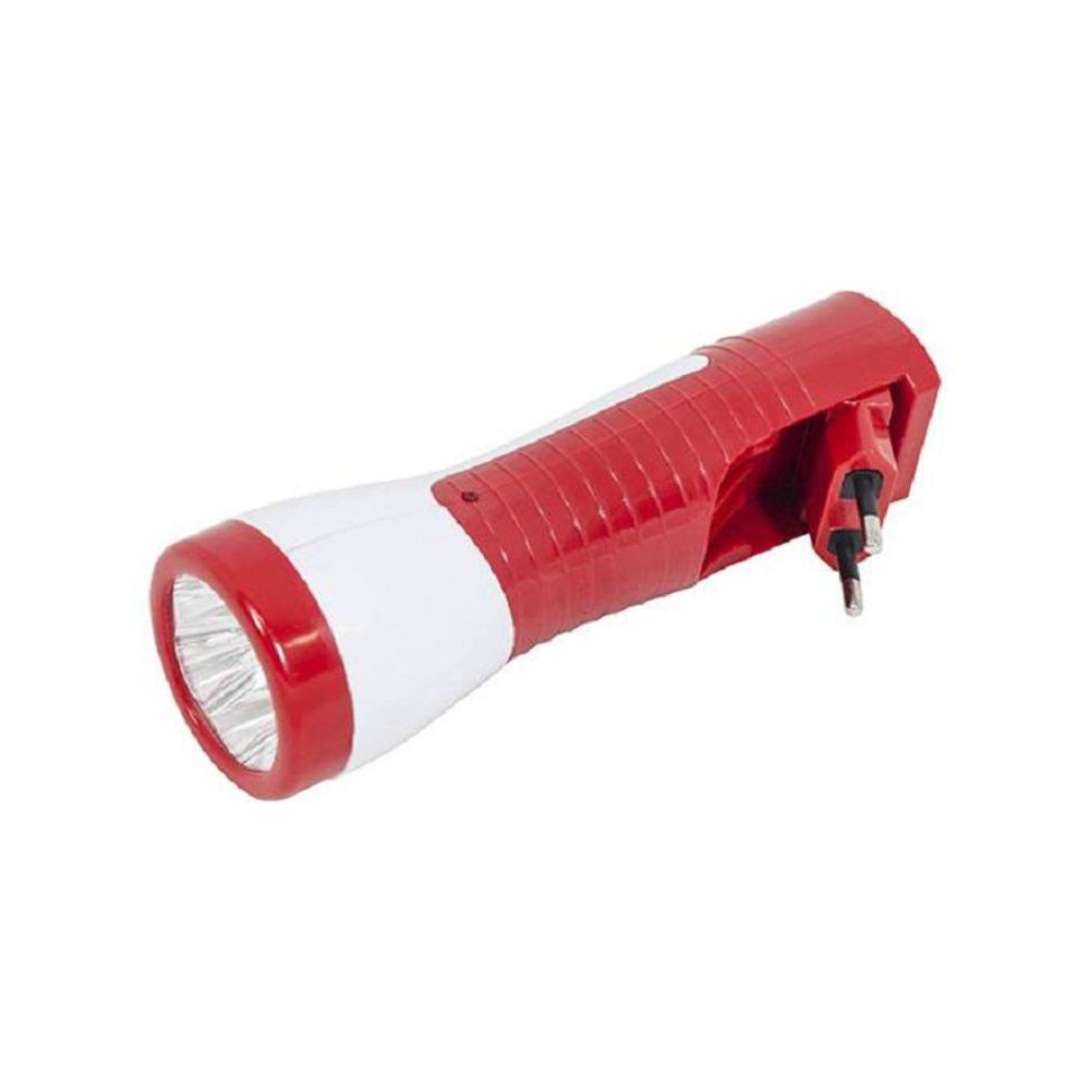 Lanterna Recarregável com 5 Leds Noll
