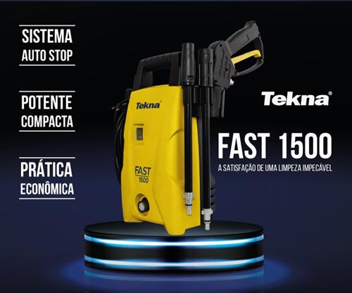 Lavadora De Alta Pressao Fast 1500 127v 1400w Tekna Hlx1001vn