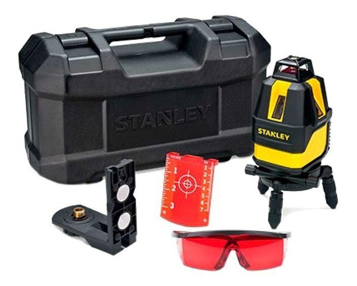 Nivel Laser Multi-Linhas 360º 10m Stanley STHT77521-LA
