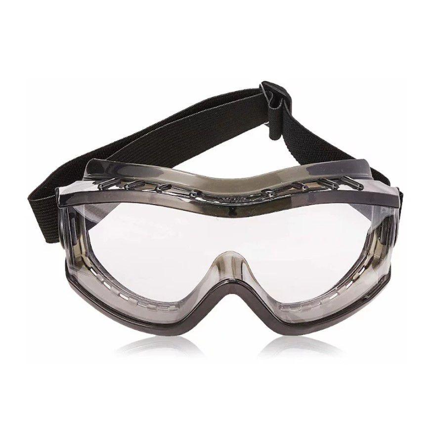 Oculos Ampla Visão Evolution Incolor Carbografite CA 18246