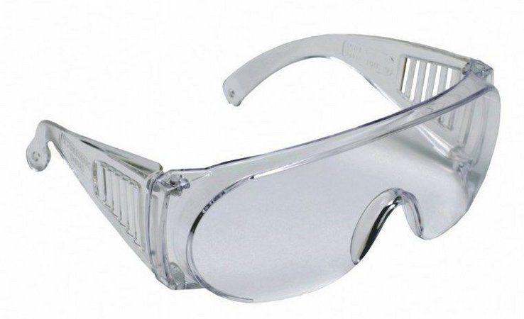 Óculos de Segurança Pro Vision Cinza Carbografite CA 6942